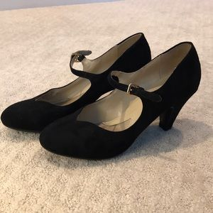 Naturalizer Shoes - ModCloth Mary Jane Kitten Heel Shoes